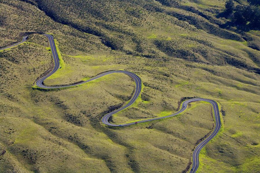 火山之路 (Haleakala Highway)
