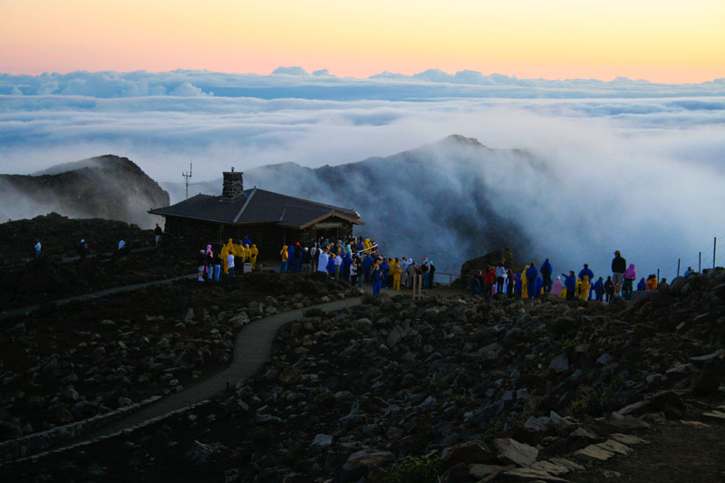 哈來亞卡拉火山公園 (Haleakala National Park)