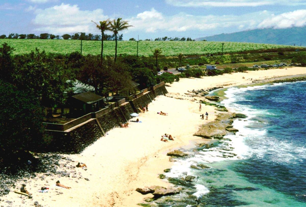 Hookipa海灘