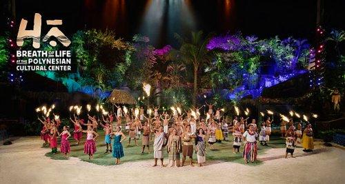 Polynesia Cultural Center玻里尼西亞文化中心