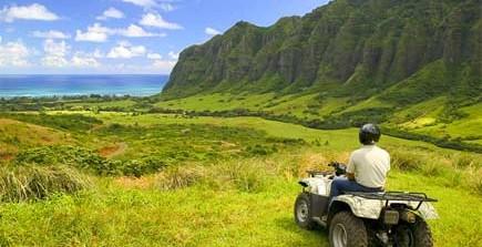 Ohana Hawaii Tour/夏威夷自由行私人導遊 - Kualoa Ranch 古蘭尼牧場