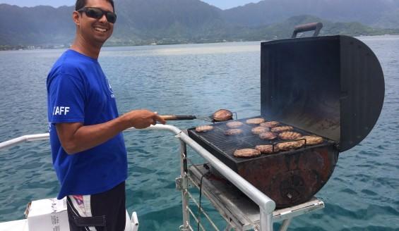 戀夏旅遊, 夏威夷自由行私人導遊 - Kaneohe Sandbar 天國之島行程午餐