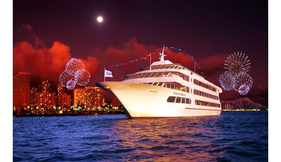 Star of Honolulu 火奴魯魯之星遊船夕陽晚宴